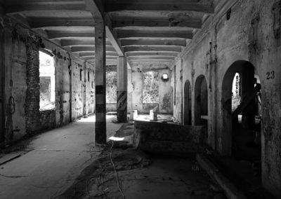 OLD FACTORY IN ROME